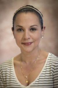 Elaine Llorin, Financial Coordinator